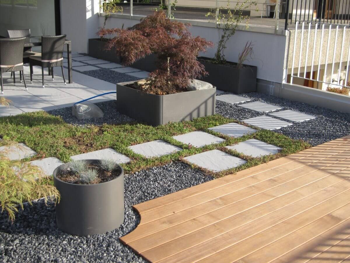 terrasse en bois lattion veillard. Black Bedroom Furniture Sets. Home Design Ideas